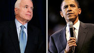 BARACK OBAMA AND JOHN McCAIN ARE RELATED! (THE MEANING OF THEIR NAMES WILL SHOCK YOU) THE ILLUMINATI GENETIC MANIPULATION PROGRAM TO BRING IN THE ANTICHRIST CONTINUES!