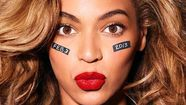 BEYONCE, THE SUPER BOWL, SASHA, SATAN AND DEMONIC POSSESSION