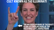 RACHEL MADDOW EXPOSED AS ANOTHER NEW WORLD ORDER,  ILLUMINATI SPONSORED, OCCULT DISINFORMATION SOCK PUPPET