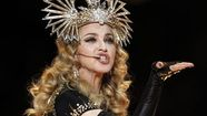THE ILLUMINATI SUPER BOWL HALF TIME SHOW - MADONNA, NICKI MINAJ, LMFAO, CEE LO GREEN AND M.I.A.